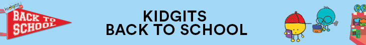 Kidgits Back to School 2014