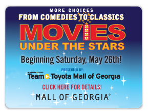 More Choices From Comedies to Classics.  Movies Under The Stars.  Beginning Saturday, May 26th! Click here for details!
