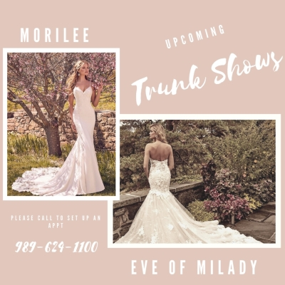 Upcoming Trunk Shows!