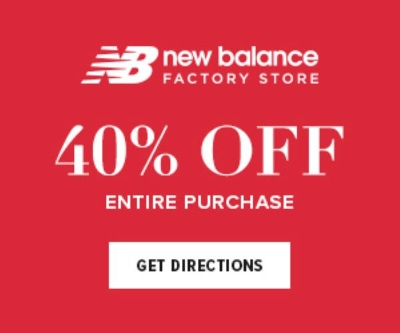 Shop New Balance Factory Store Sale at