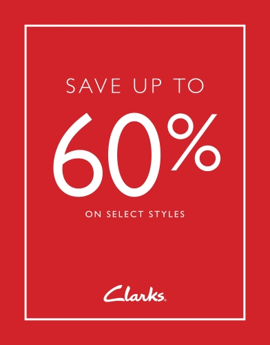 SAVE UP TO 60% + EARN 2X POINTS!