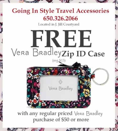 Going In Style Travel Accessories & Gifts