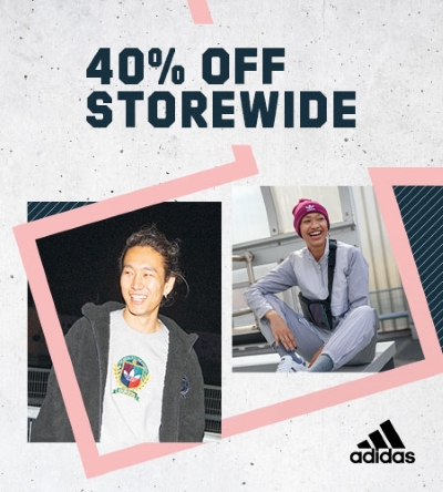Shop 40% off Storewide Now!