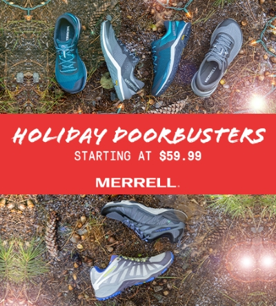 Holiday Doorbusters Starting at $59.99!