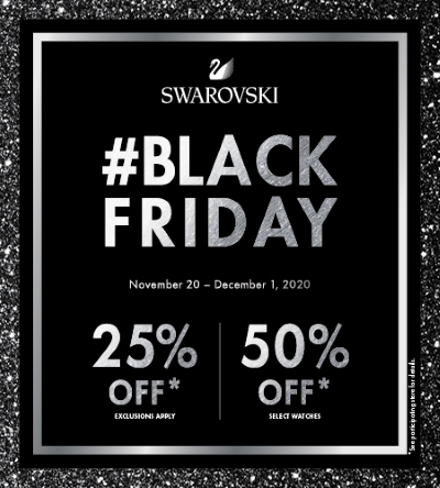 Swarovski Black Friday Sale