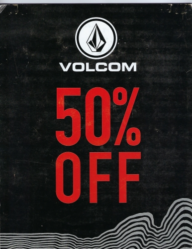 50% off ENTIRE STORE *SOME EXCLUSIONS APPLY