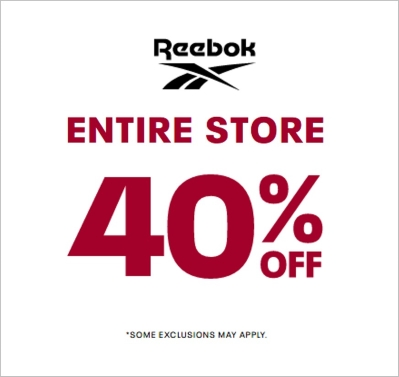 Take an extra 40% Off Storewide