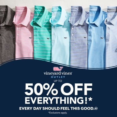 Spring Deals - up to 50% Off!
