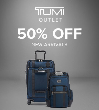 50% Off Our Latest Arrivals