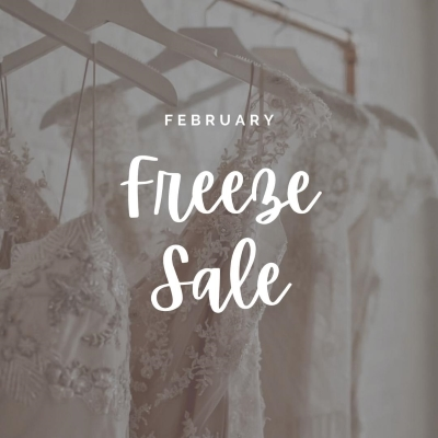 Bridal by Viper Freeze Sale
