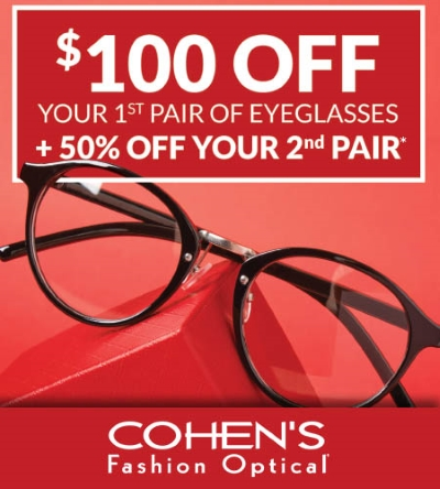 EYEWEAR SALE EVENT