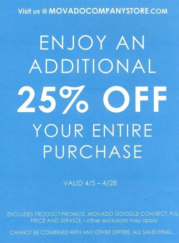 Up to 70% off plus an additional 25% off