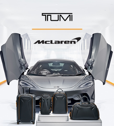 TUMI | McLaren – Performance with Purpose