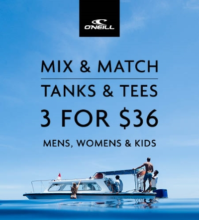 Mix & Match | Tanks & Tees