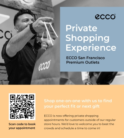 ECCO Private Shopping Experience