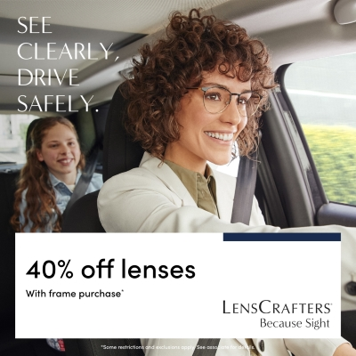 See clearly, drive safely.