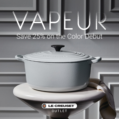 Save 25% on the Debut of Vapeur