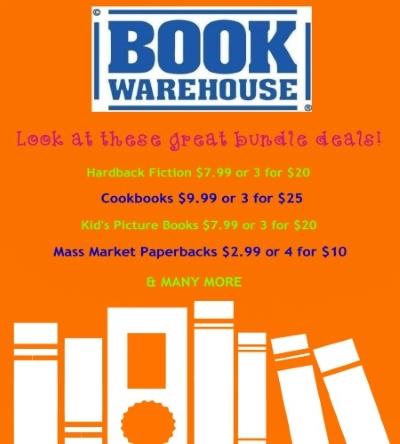 Bundle & Save at Publishers Warehouse