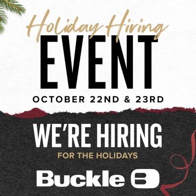 Buckle Careers